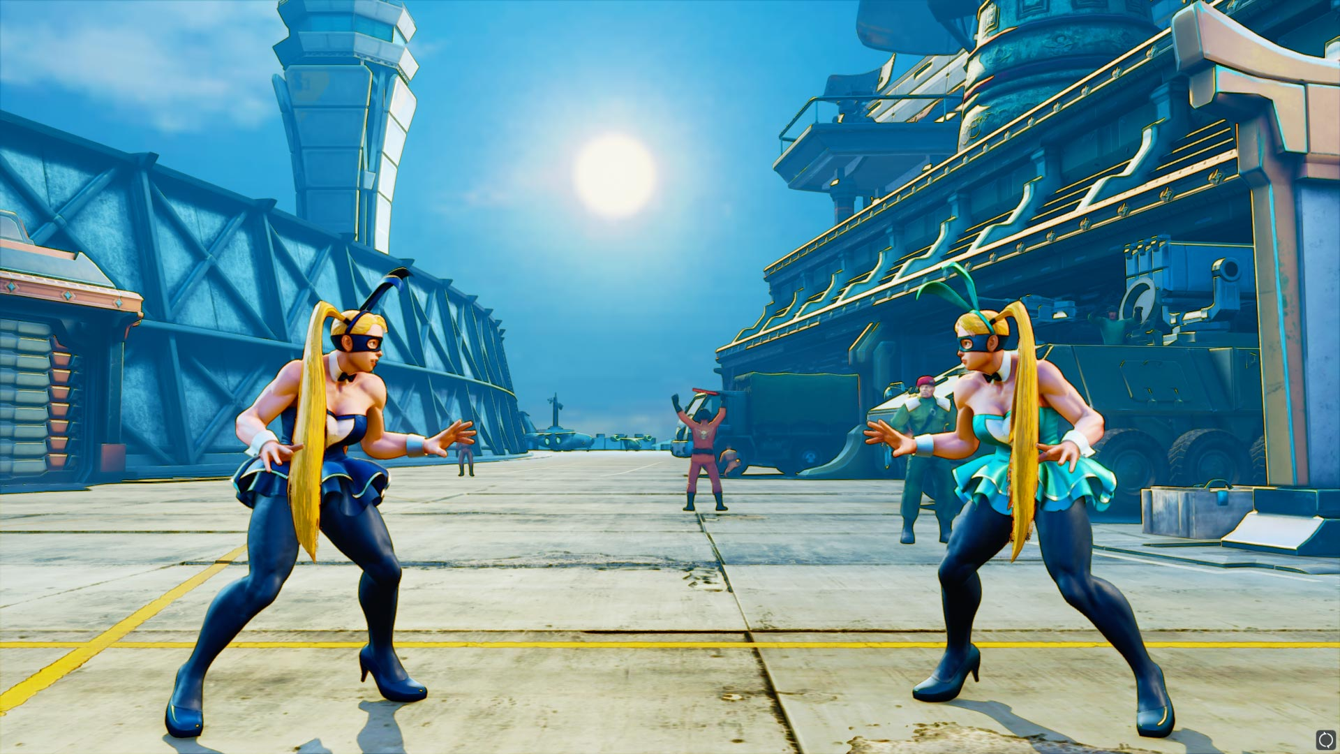 Professional costume colors for Street Fighter 5 20 out of 21 image gallery