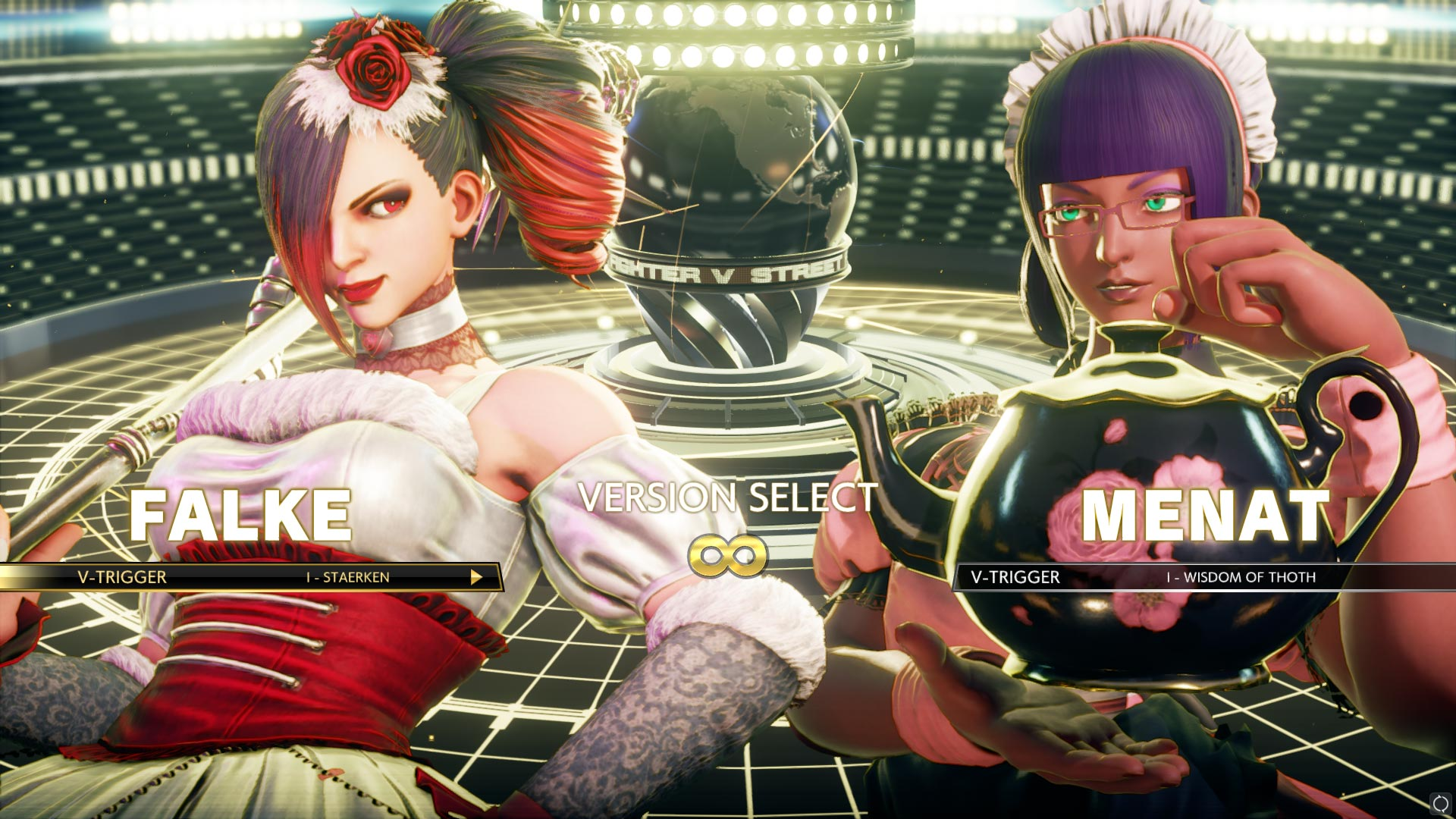 Professional costume colors for Street Fighter 5 21 out of 21 image gallery