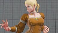 Cammy Street Fighter 5 Haunting Ground crossover costume Easter egg image #1
