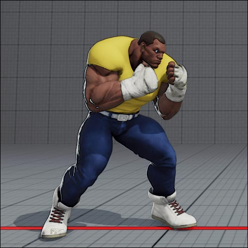 Balrog Like Mike 2 out of 10 image gallery