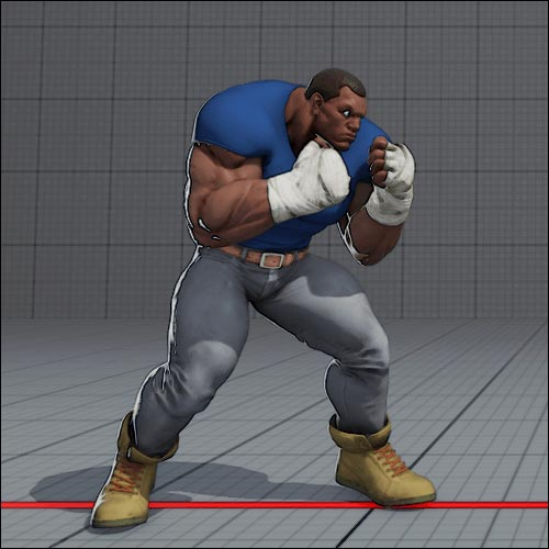 Balrog Like Mike 3 out of 10 image gallery