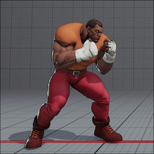 Balrog Like Mike 5 out of 10 image gallery