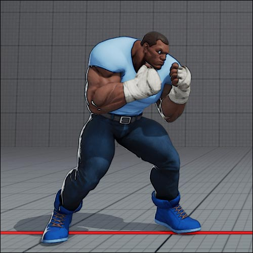 Balrog Like Mike 7 out of 10 image gallery