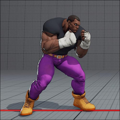 Balrog Like Mike 8 out of 10 image gallery
