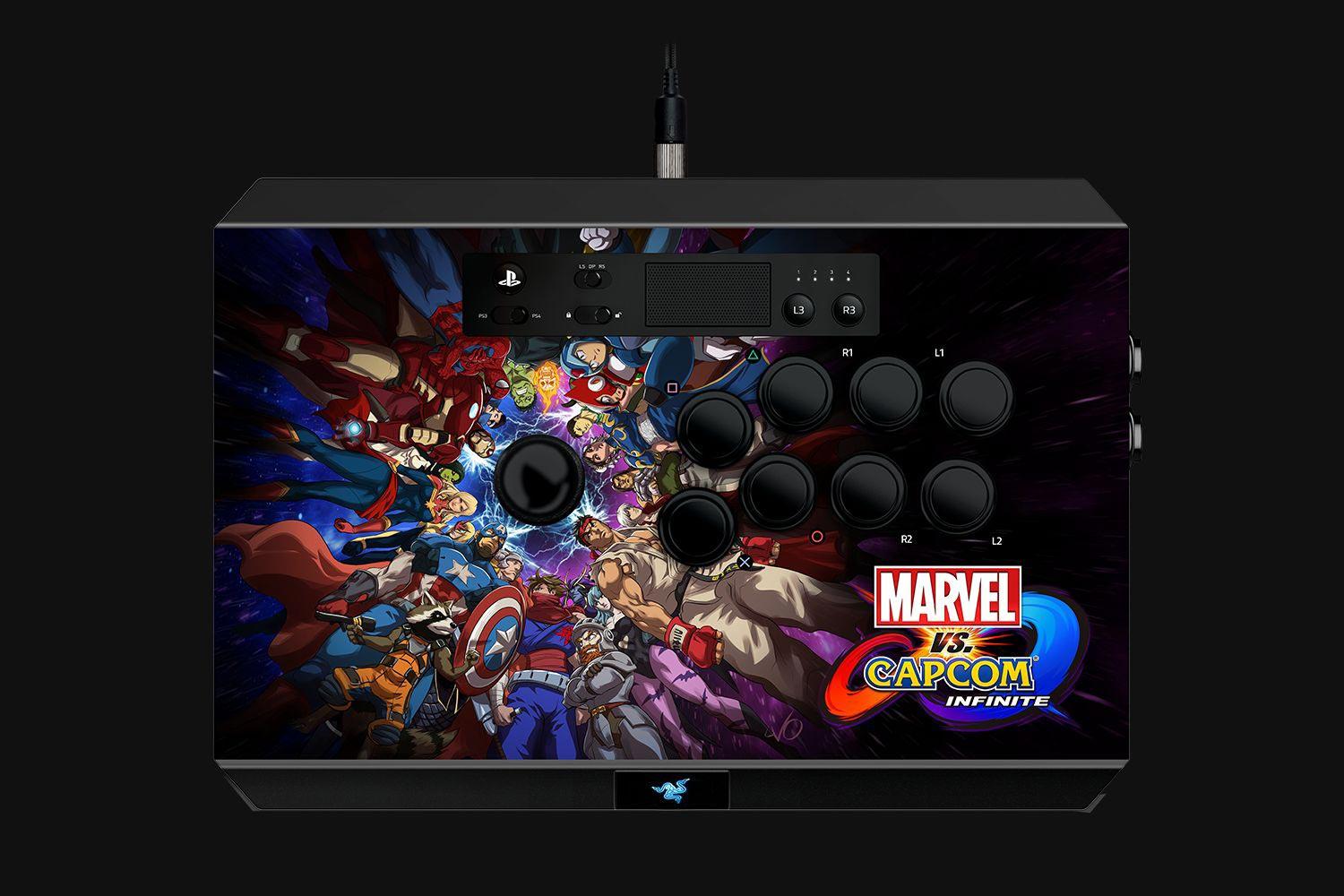 Marvel vs. Capcom: Infinite Razer Panthera 1 out of 4 image gallery