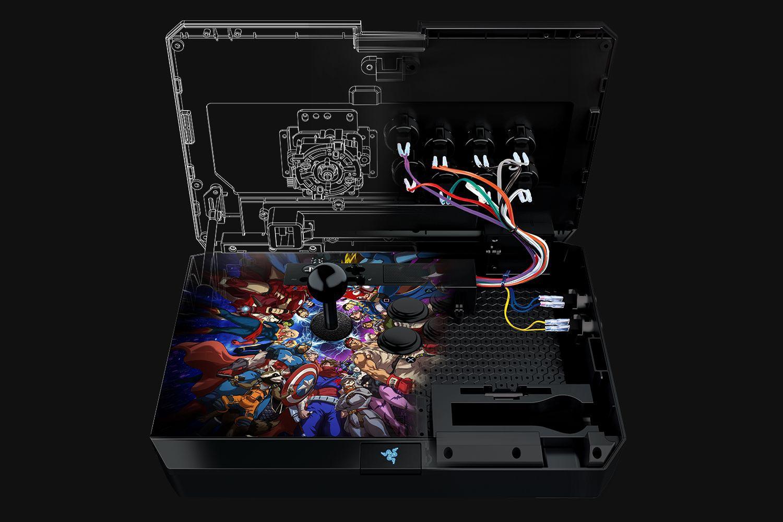 Marvel vs. Capcom: Infinite Razer Panthera 4 out of 4 image gallery