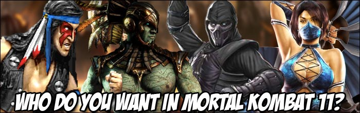 NetherRealm Studios is working on a new game and there's a good