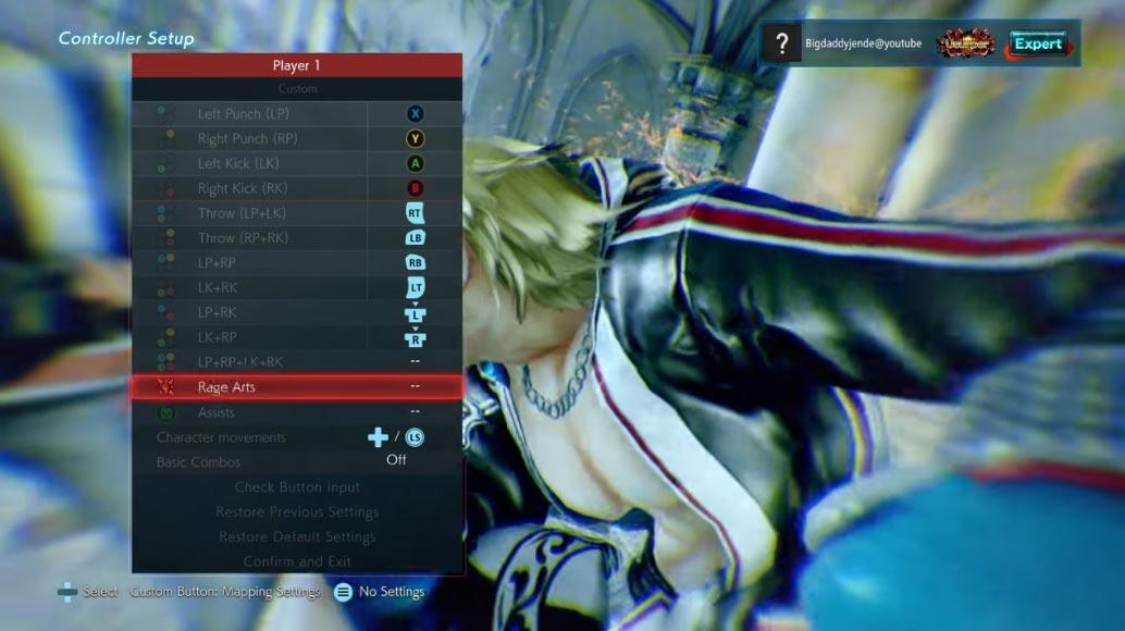 Tekken 7 Season 2 menus 2 out of 5 image gallery