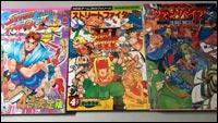 Street Fighter and Darkstalkers works by Mine Yoshizaki image #1