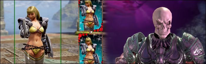 The latest Japanese trailer for Soul Calibur 6 shows off a