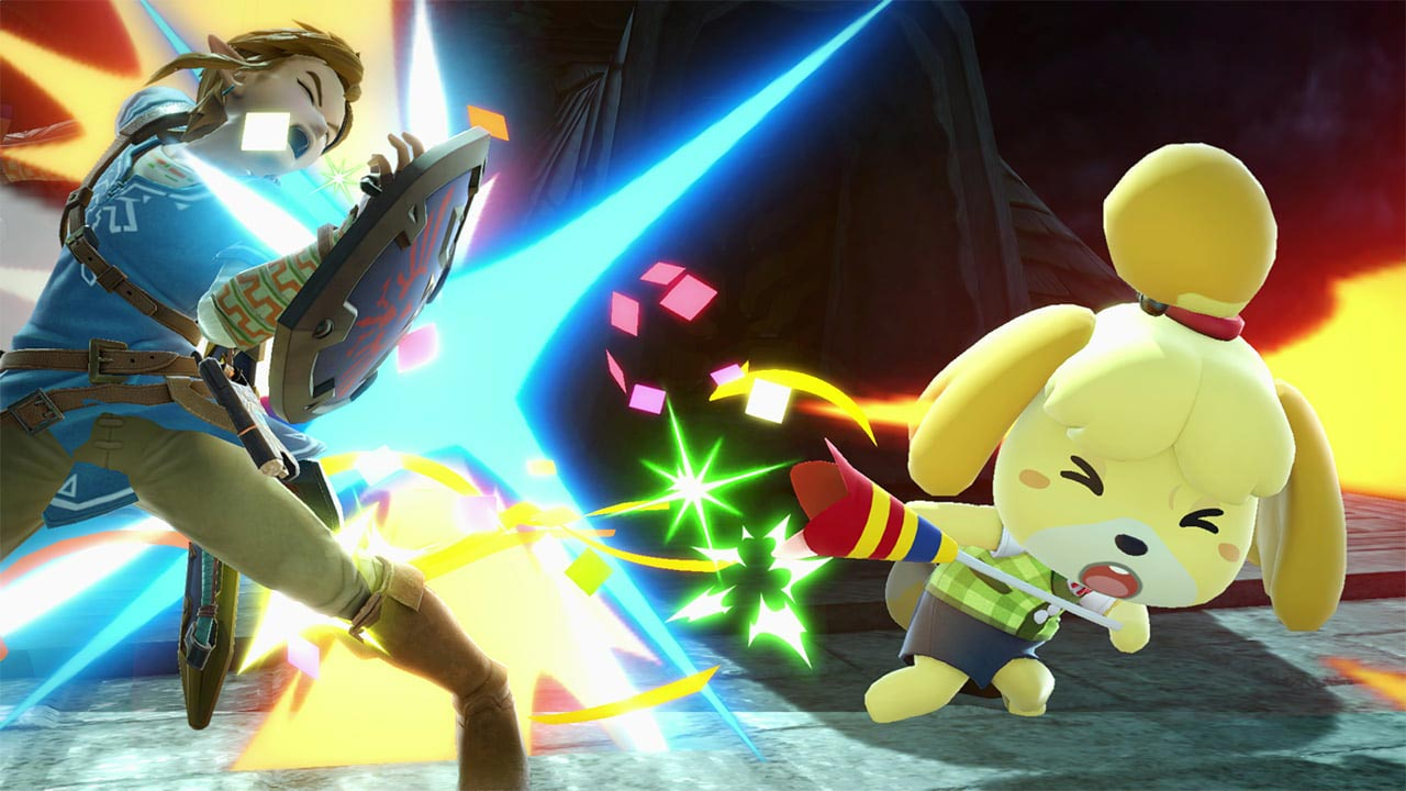 Isabelle in Super Smash Bros. Ultimate 6 out of 9 image gallery