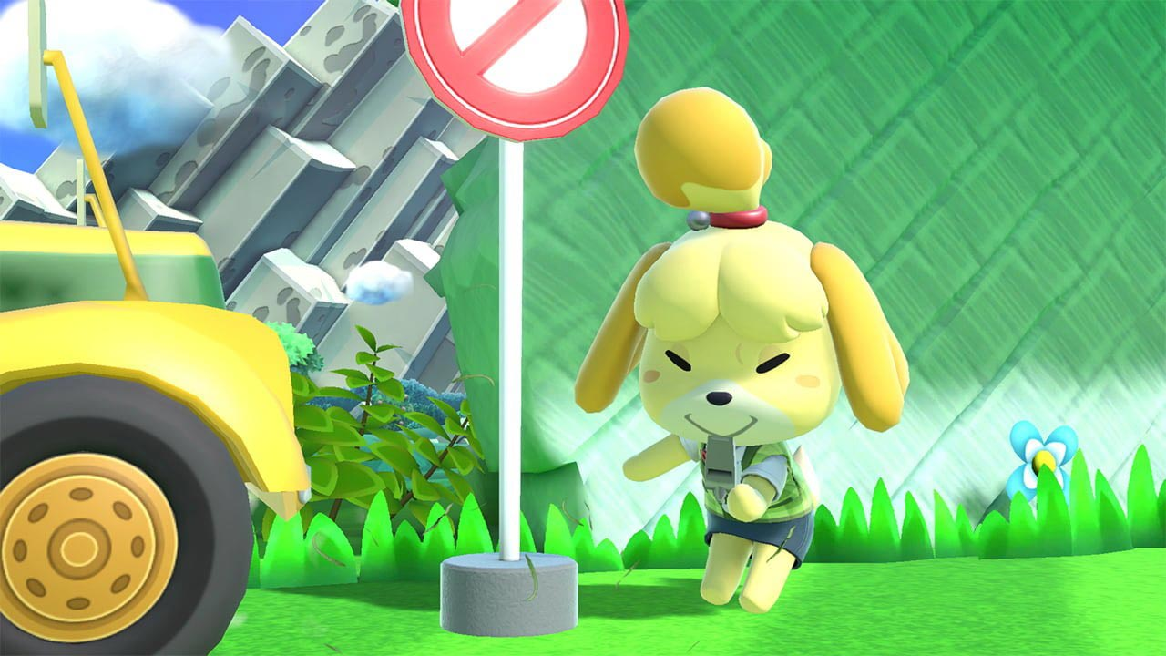 Isabelle in Super Smash Bros. Ultimate 7 out of 9 image gallery