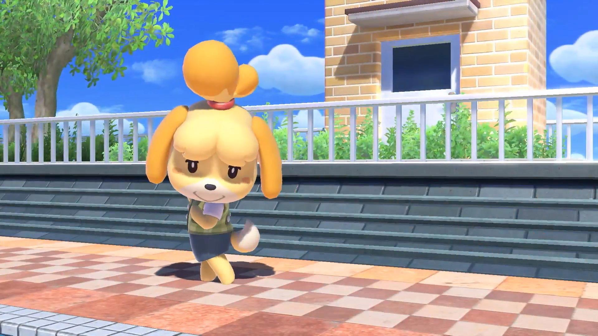 Isabelle in Super Smash Bros. Ultimate 9 out of 9 image gallery