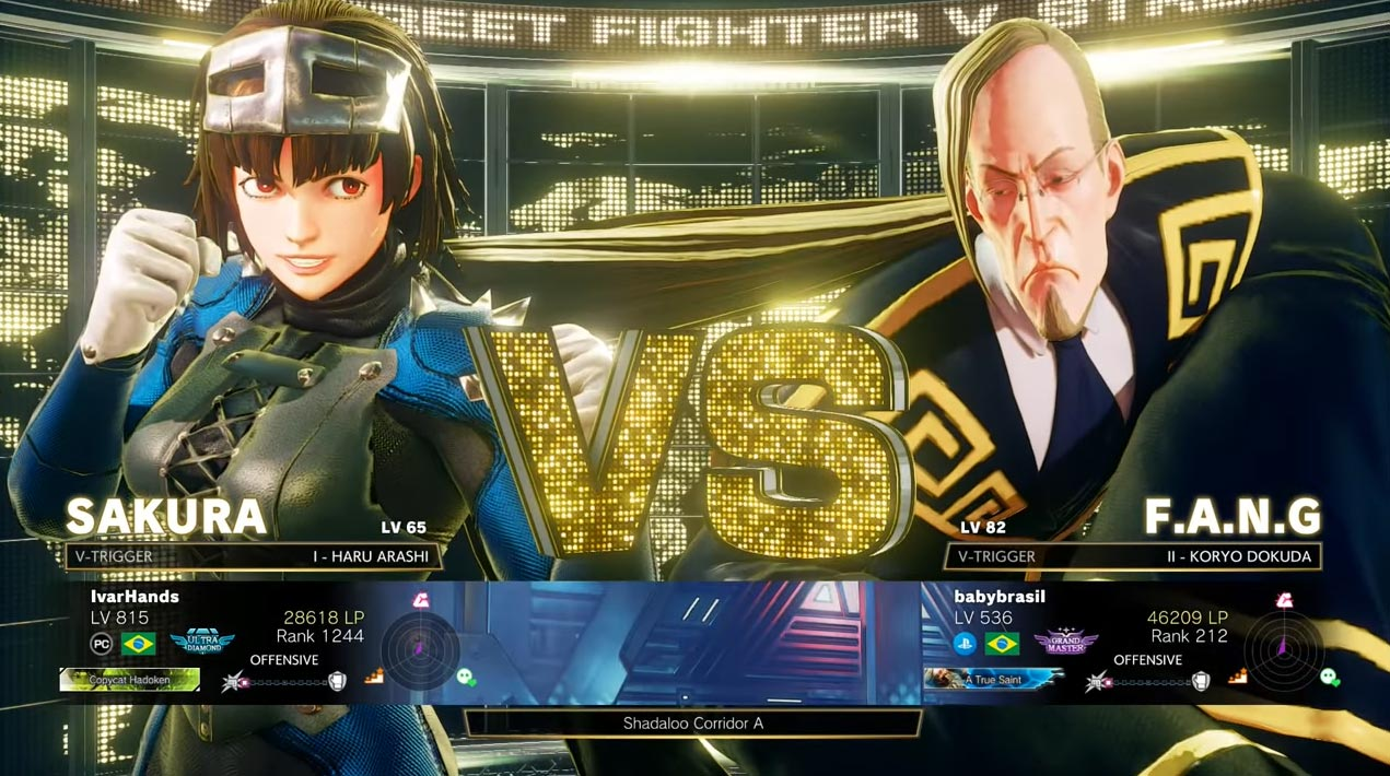Persona 5 Street Fighter mods 2 out of 12 image gallery