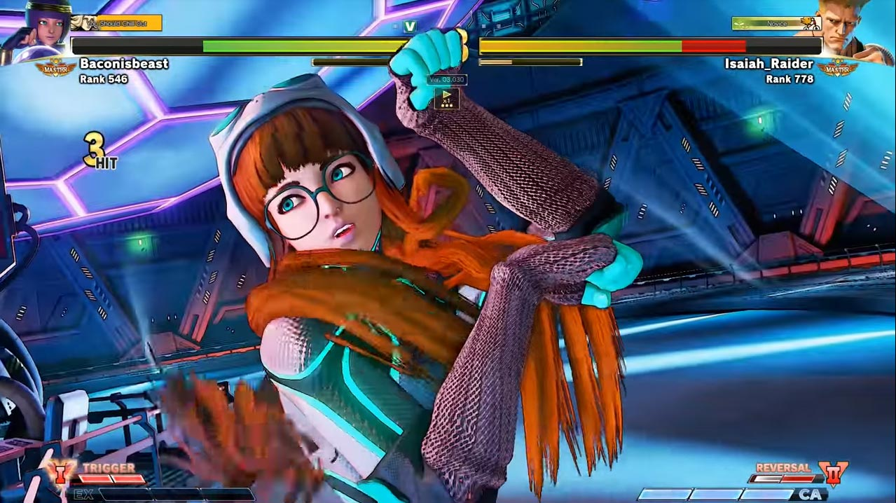 Persona 5 Street Fighter mods 3 out of 12 image gallery