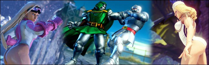 High definition Street Fighter 5 stills show off beautiful mods from