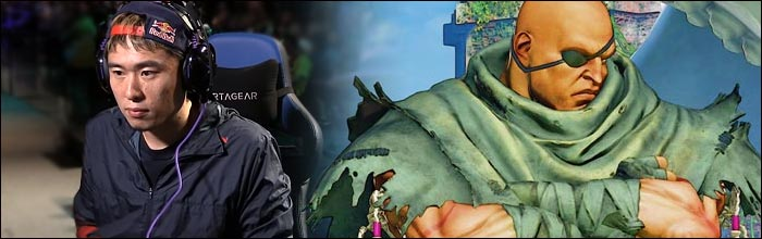 Bonchan's outstanding Sagat play in the Street Fighter 5