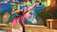 New Darkstalkers DLC costumes in Street Fighter 5: Arcade Edition image #1