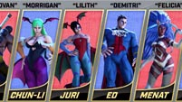 New Darkstalkers DLC costumes in Street Fighter 5: Arcade Edition image #7