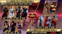 New Street Fighter 5: Arcade Edition Halloween costumes image #2