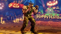 New Street Fighter 5: Arcade Edition Halloween costumes image #6