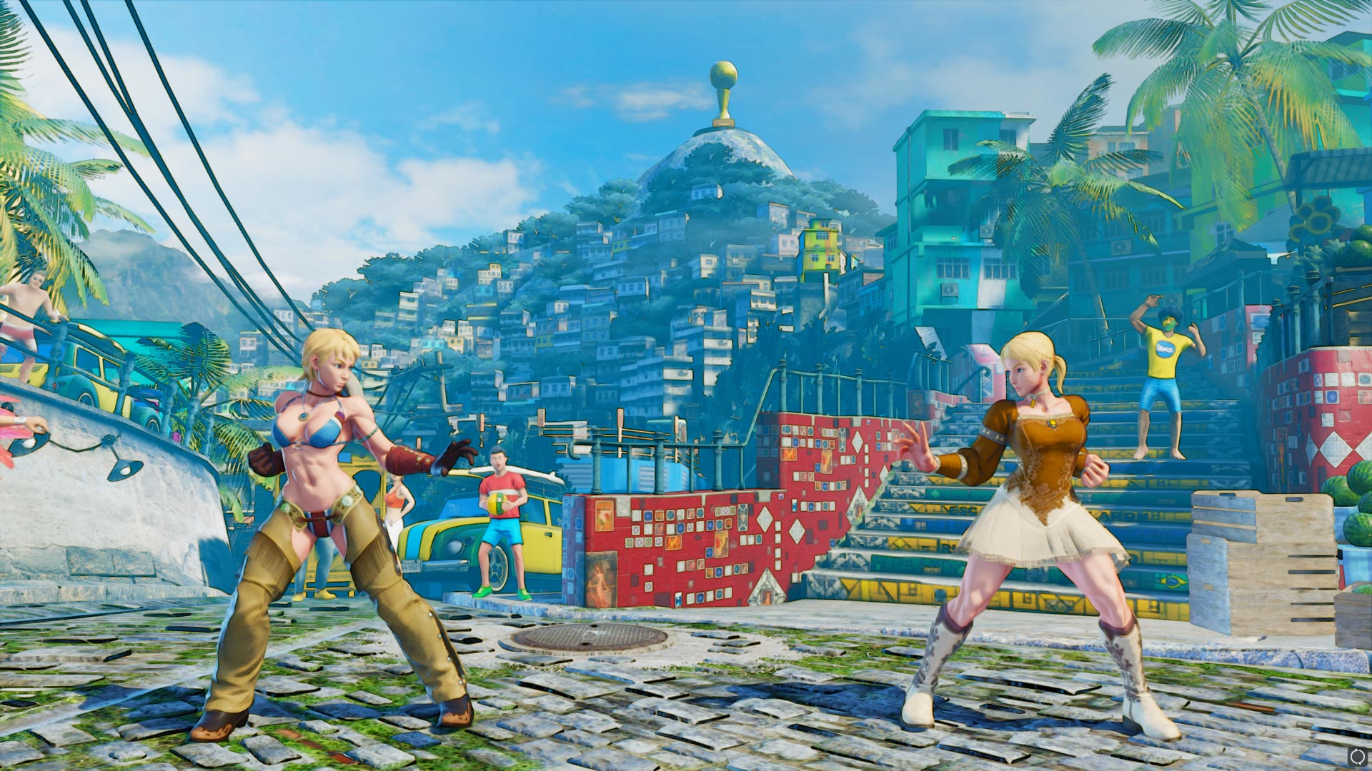 Cammy's Fiona costume colors 1 out of 6 image gallery