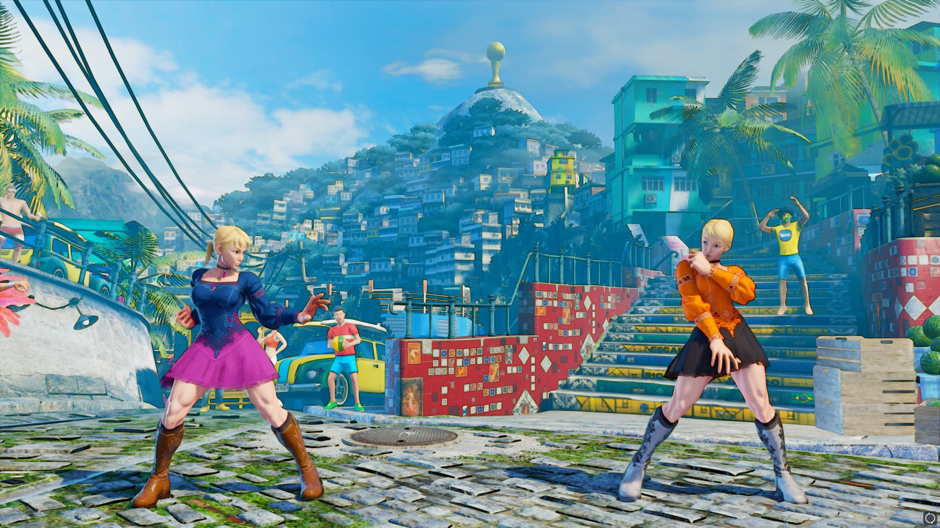 Cammy's Fiona costume colors 2 out of 6 image gallery