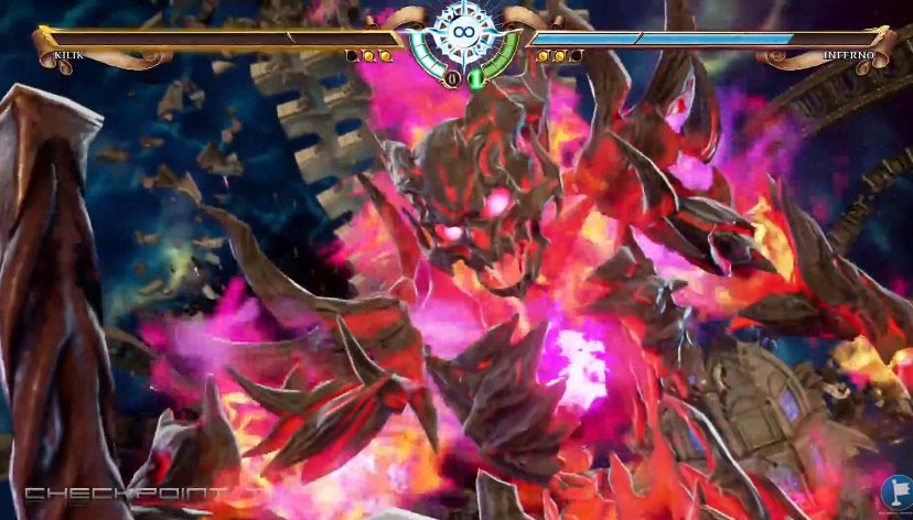 Inferno in Soul Calibur 6 2 out of 4 image gallery