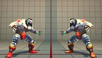 Mecha Zangief Extra Battle crossover costume in Street Fighter 5: Arcade Edition image #3