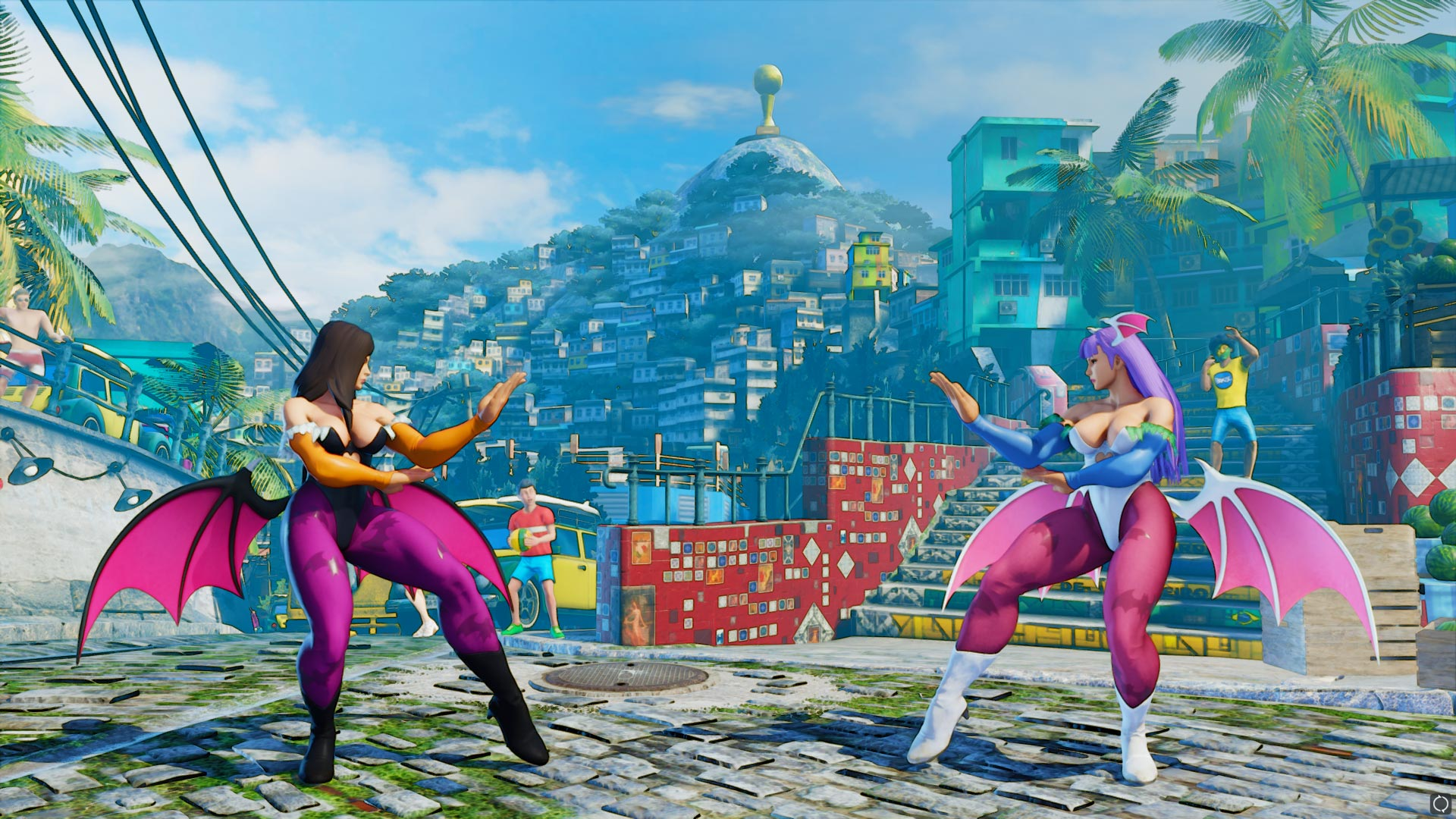 New Darkstalkers costumes in Street Fighter 5 2 out of 17 image gallery