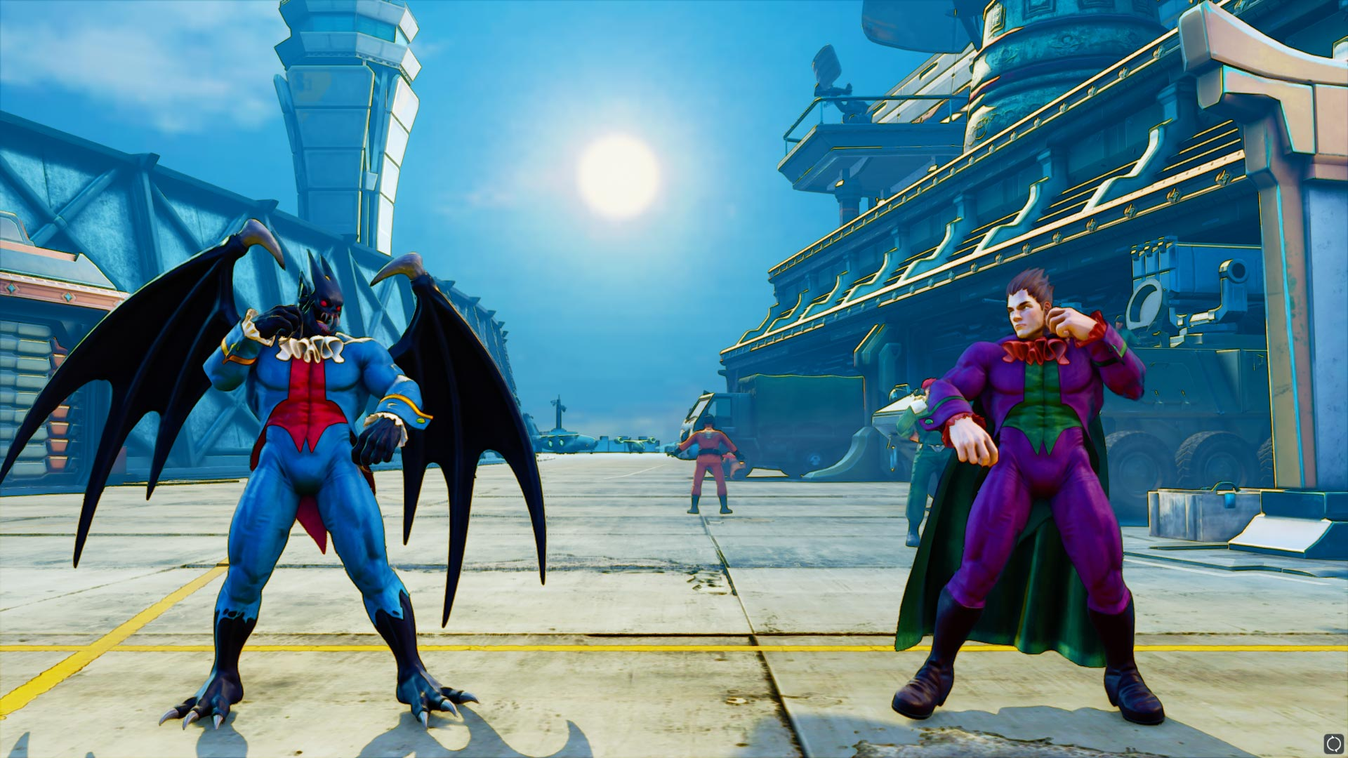 New Darkstalkers costumes in Street Fighter 5 3 out of 17 image gallery