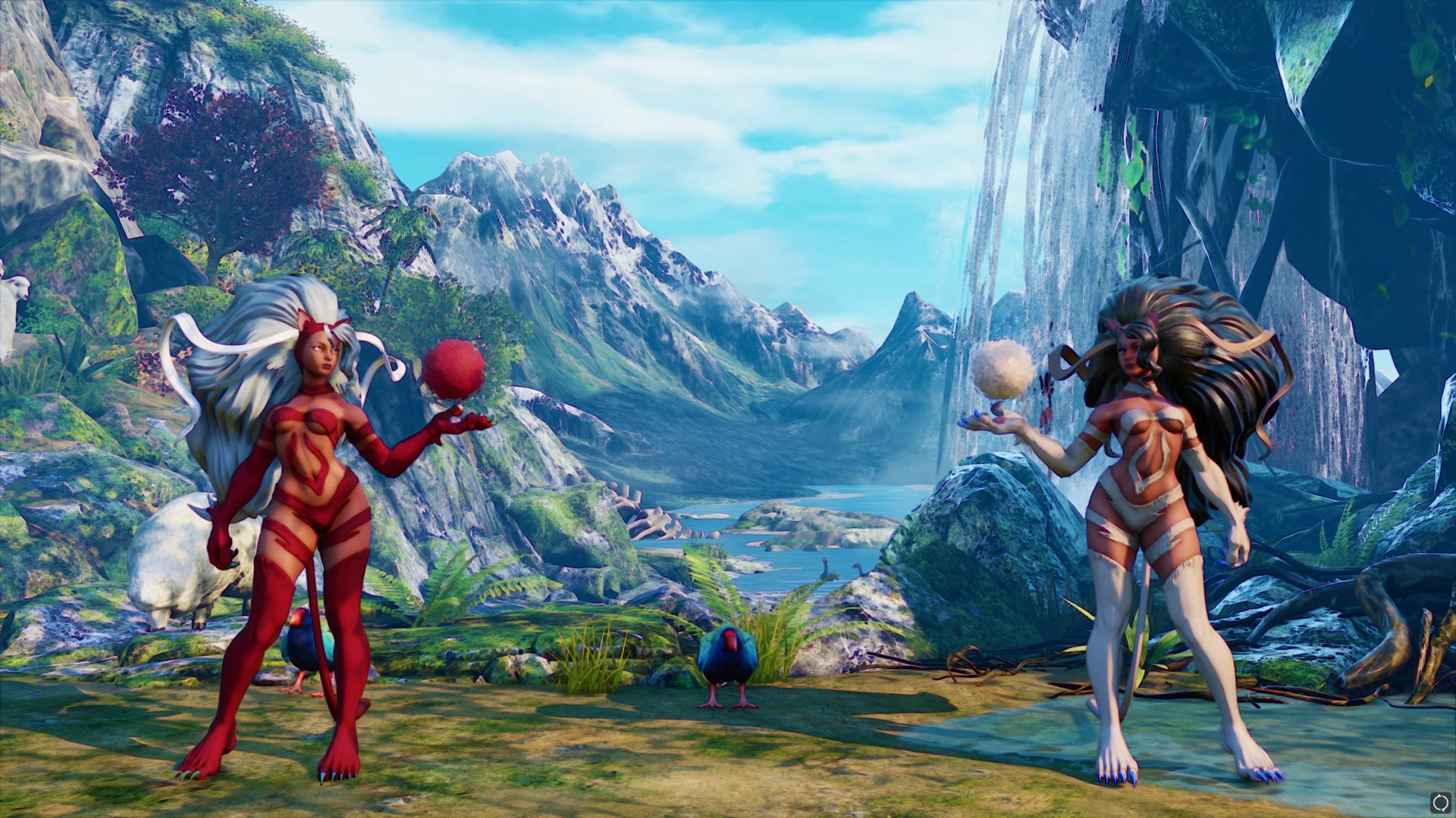 New Darkstalkers costumes in Street Fighter 5 4 out of 17 image gallery