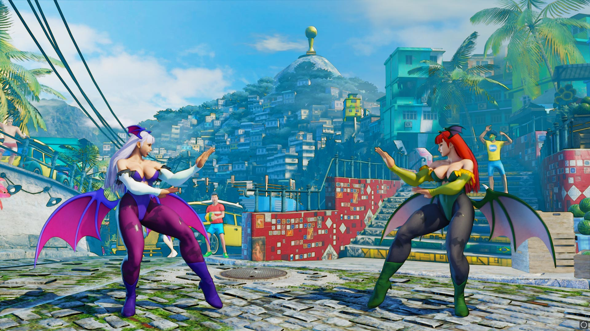 New Darkstalkers costumes in Street Fighter 5 8 out of 17 image gallery