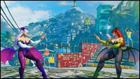 New Darkstalkers costumes in Street Fighter 5 image #8