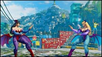 New Darkstalkers costumes in Street Fighter 5 image #9