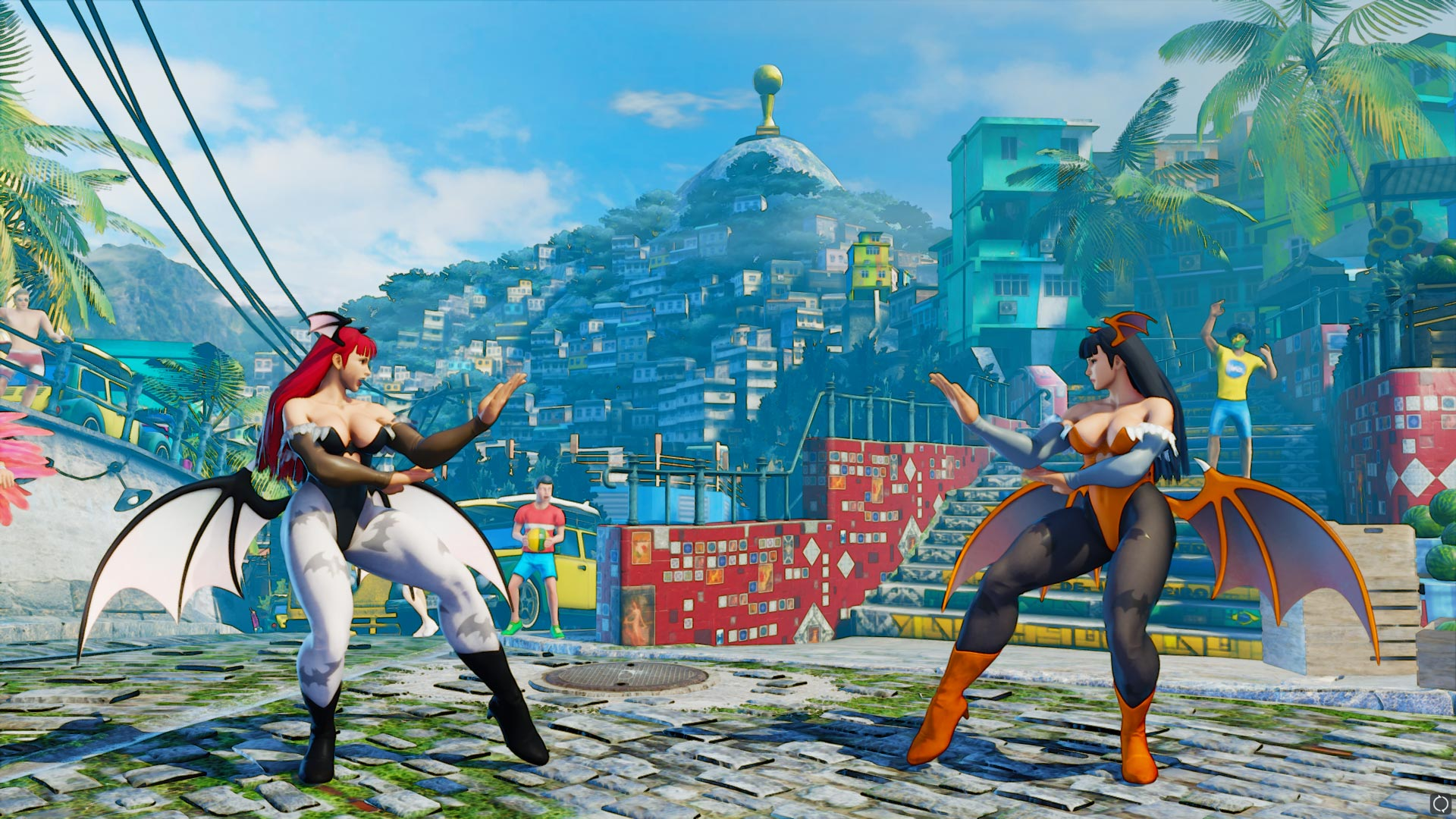 New Darkstalkers costumes in Street Fighter 5 10 out of 17 image gallery