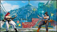 New Darkstalkers costumes in Street Fighter 5 image #10