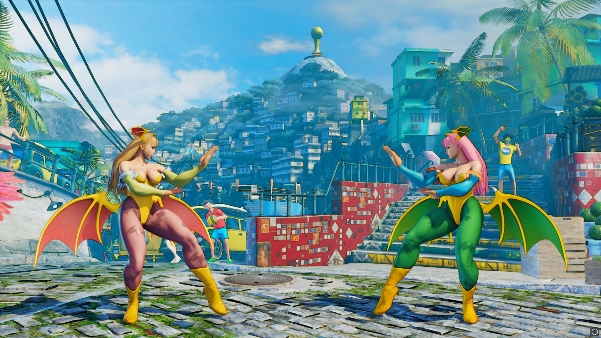 New Darkstalkers costumes in Street Fighter 5 11 out of 17 image gallery