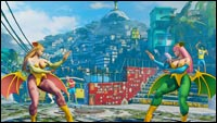 New Darkstalkers costumes in Street Fighter 5 image #11