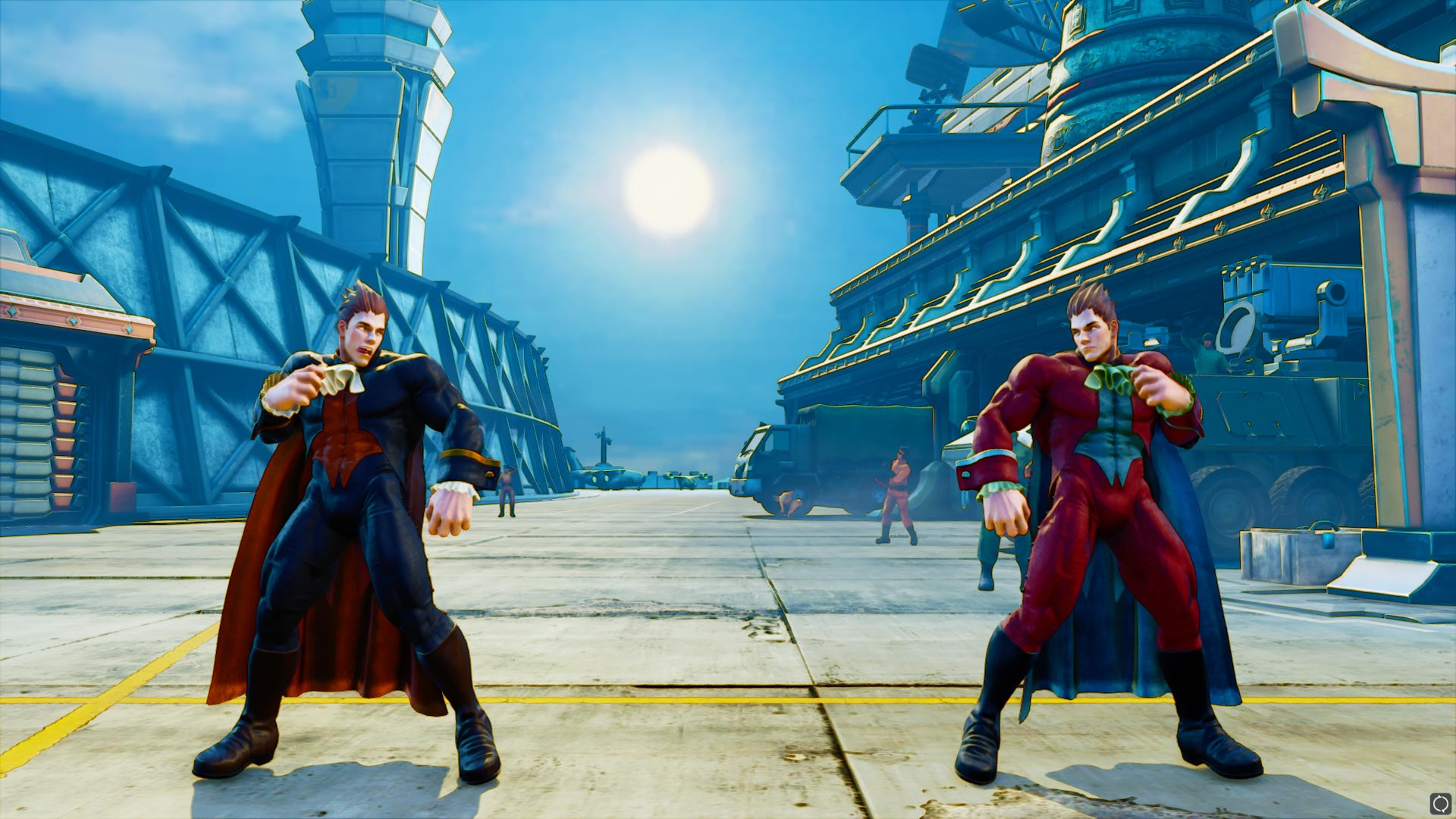 New Darkstalkers costumes in Street Fighter 5 12 out of 17 image gallery