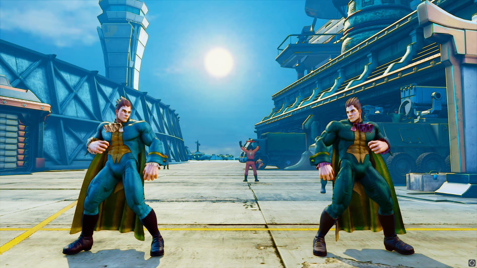 New Darkstalkers costumes in Street Fighter 5 13 out of 17 image gallery