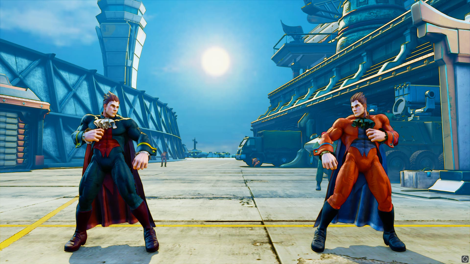 New Darkstalkers costumes in Street Fighter 5 14 out of 17 image gallery
