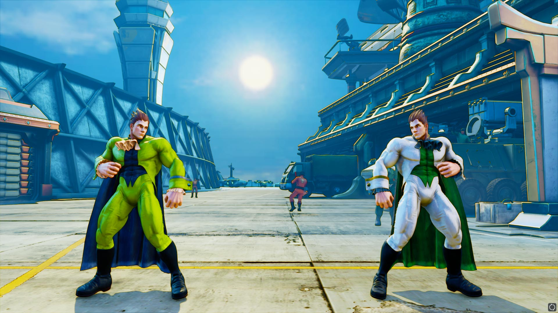 New Darkstalkers costumes in Street Fighter 5 15 out of 17 image gallery
