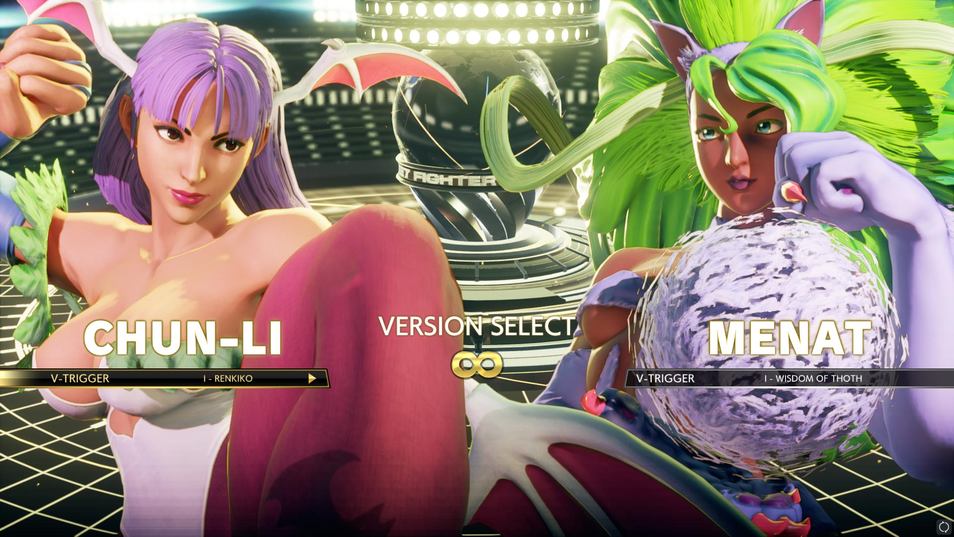 New Darkstalkers costumes in Street Fighter 5 17 out of 17 image gallery