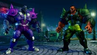 Halloween costume colors and Easter egg variations for Kolin, Abigail, Guile, and Falke image #5