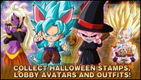 Dragon Ball FighterZ Halloween update image #4