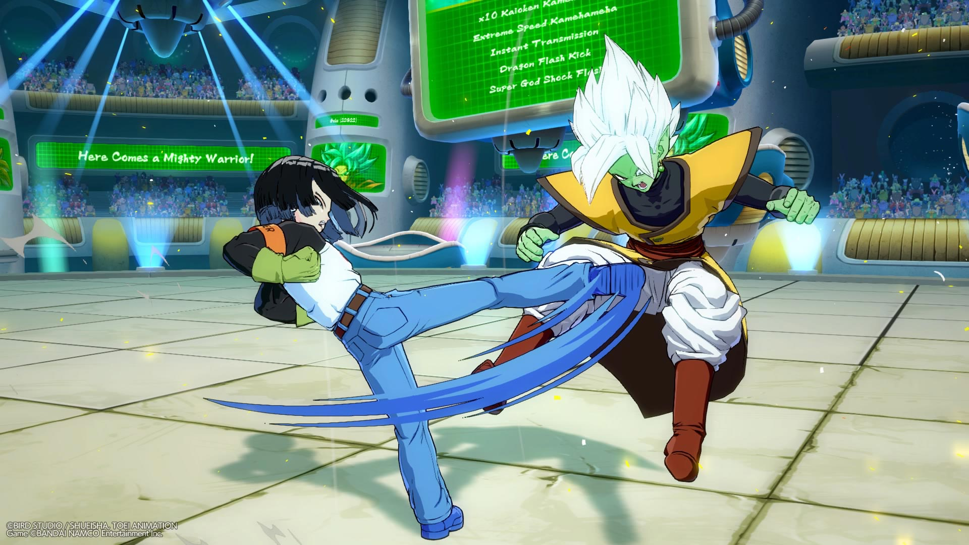 Android 17 and Cooler now available in Dragon Ball FighterZ 5 out of 15 image gallery