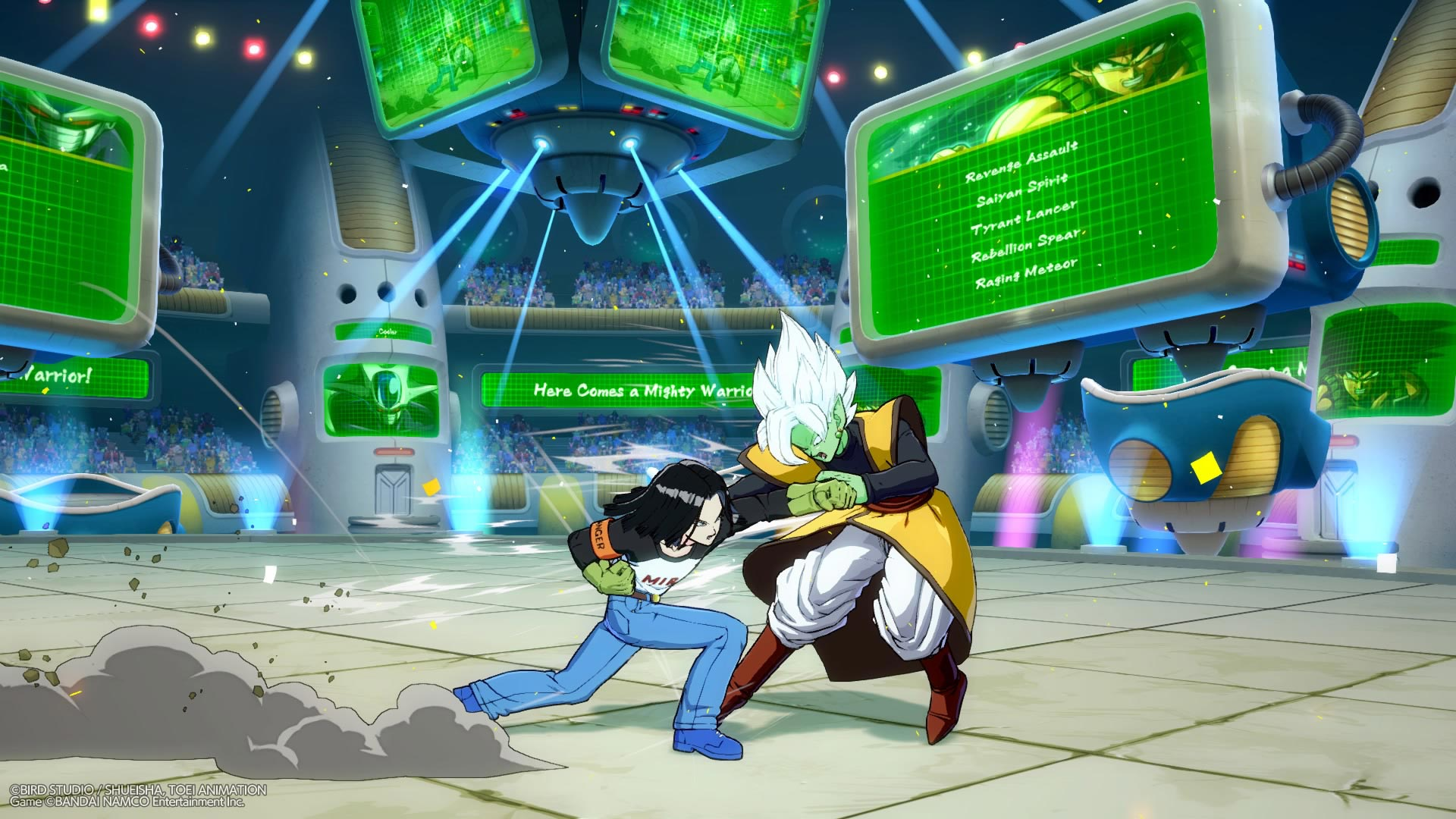 Android 17 and Cooler now available in Dragon Ball FighterZ 7 out of 15 image gallery