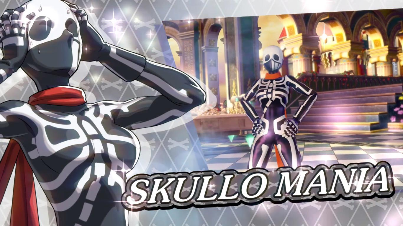 Female Skullomania in SNK Heroines Tag Team Frenzy 1 out of 6 image gallery