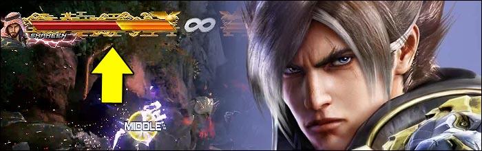 Lars is looking MUCH stronger in Tekken 7 Season 2 — new wall bounce